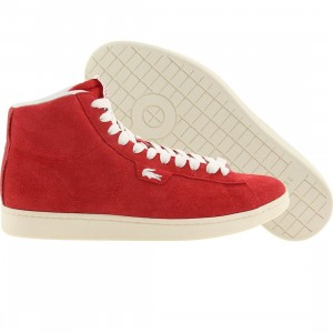 Lacoste Strategic Trend Broadwick High RGB (red)