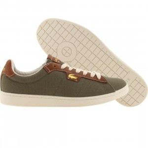 Lacoste Strategic Trend Broadwick LB Canvas (khaki)