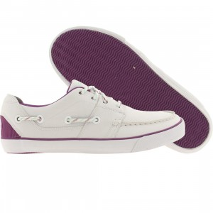 Lacoste Strategic Trend Cabestan Vulc (white)