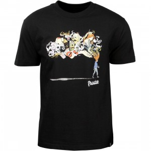 Primitive Men Brainstorm Tee (black)