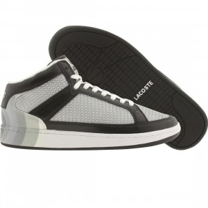 Lacoste Stealth Revan 3 High Space STM Text (black / silver)