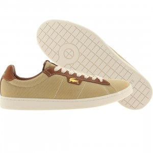 Lacoste Strategic Trend Broadwick LB Canvas (light brown)
