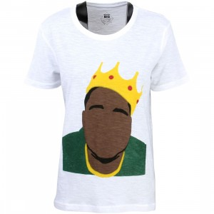 Eleven Paris Women Bronne Biggie Tee (white)