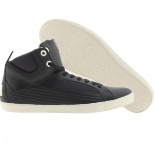Lacoste Stealth Chevel High Leather (indigo)