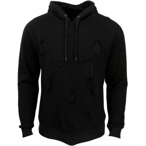 Unyforme Men Fitz Hoody (black)