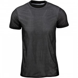 Unyforme Men Holy Knit Tee (black)