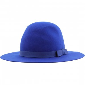 Brixton Dalila Hat (blue / royal)