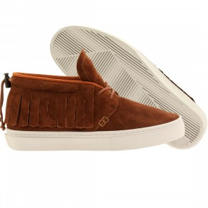 Clear Weather Men The One-O-One (brown / henna suede)