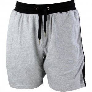 Barney Cools Men Weekend 18 Shorts (gray / melange)