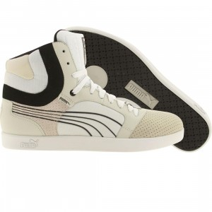 Puma Post Up High - Metropolis Pack (oyster grey / silver birch / black)