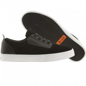 Radii Hampton Low (black suede)