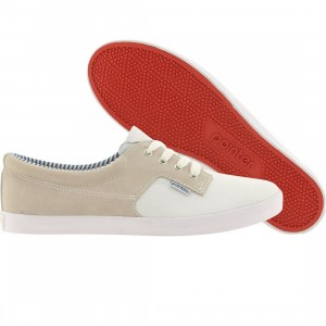Pointer Womens AFD (white / khaki)
