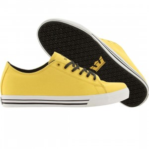 Supra Thunder Low (yellow canvas)