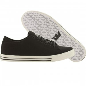 Supra Thunder Low (black canvas)