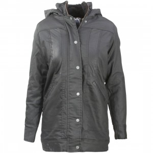 RVCA Women Twelve O Clock Jacket (black)