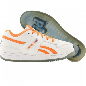 Reebok Big Kids Kool - Aid Pro Legacy (white / orange)