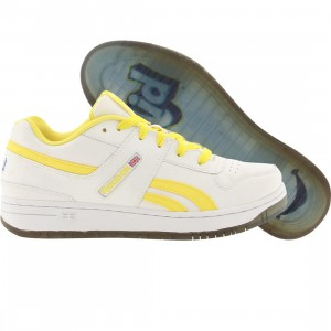 Reebok Big Kids Kool - Aid Pro Legacy (white / yellow lemonade)