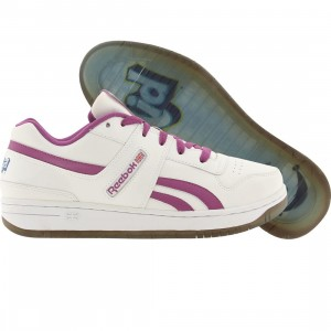 Reebok Big Kids Kool - Aid Pro Legacy (white / purple)