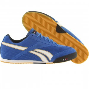 Reebok Lunza Top 4 - Italy (speed blue / white / gold)