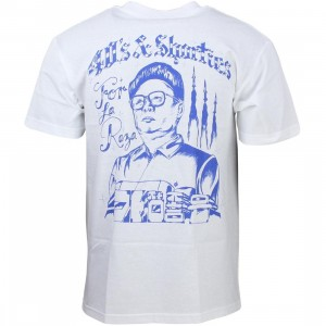 40s and Shorties Men Glorious Leader Tee (white)