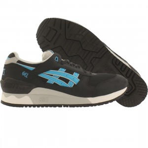 Asics Tiger Men Gel-Respector (black / atomic blue)