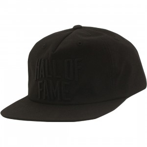 Hall of Fame City Adjustable Cap (black)