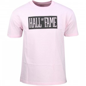 Hall of Fame Men Your Name 4.0 Tee (pink)