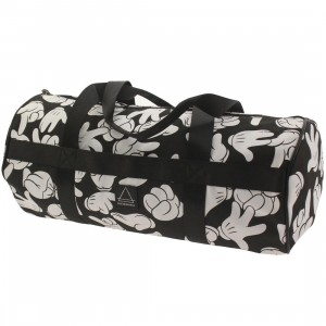 Eleven Paris x Disney Jogger Hands Duffle Bag (black / white)