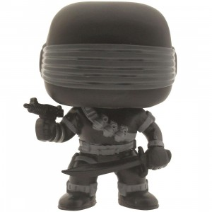 BAIT x Funko POP TV GI Joe Figure - Snake Eyes (black)