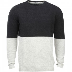 Weekend Offender Men Cerberus Sweater (black)