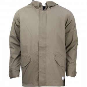Bloodbath Men M51 Juneau Parka Jacket (olive)