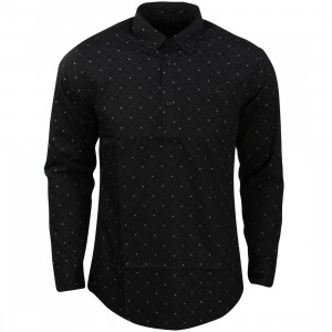 Publish Men Stanley Button Up Shirt (black)