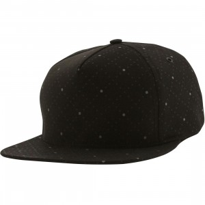 Publish Reggie 5 Panel Cap (black)
