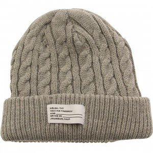 Publish Maxfield Beanie (gray)