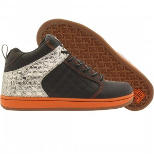 JB Classics Peddler Mids Chromeo - Ink (mirror / black / orange)