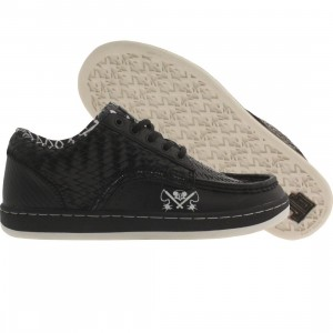 JB Classics SDM Low Mace (black / herringbone / white)