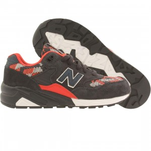 New Balance Women 580 Plastic Weave WRT580PW (navy / red)