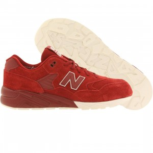 New Balance Men 580 Elite Playful MRT580BR (red / brick)