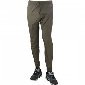 Bloodbath Men Windbreaker Pants (olive)