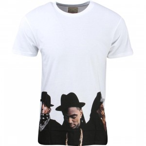 Eleven Paris Men Run DMC M Tee (white)