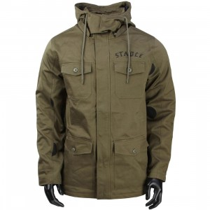 Staple Men Operator Jacket (olive)