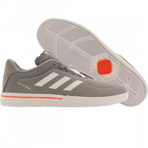 Adidas Skate Men Dorado ADV Boost (gray / white / solar red)
