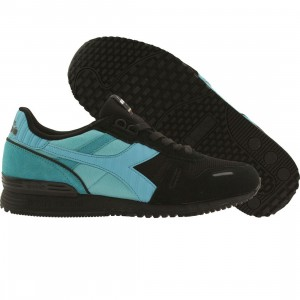 Diadora Men Titan II (black / sea)