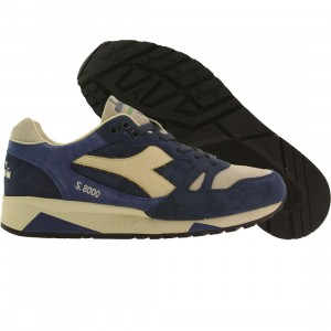 Diadora Men S8000 S Ita (blue / dark denim)
