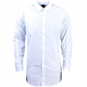 Publish Men Fornax Button Up Shirt (white)
