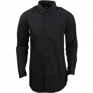 Publish Men Fornax Button Up Shirt (black)