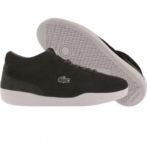 Lacoste x Foot Patrol Men Half Court FPC (black)