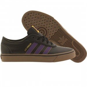 Adidas Skate x NBA Men Adi Ease - Los Angeles Lakers (black / purple / gold)