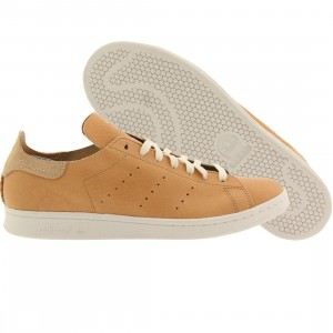 Adidas Men Stan Smith Low Top - Horween Leather Pack (tan)