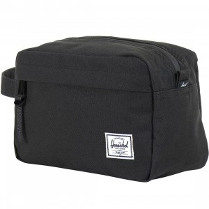Herschel supply co Chapter Travel Kit (black)